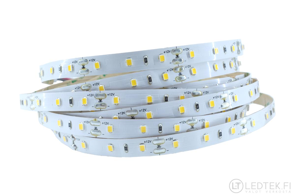 CRI90 LED-nauha 4000-4300K 14.4W 12V