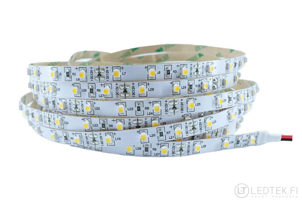 CRI90 LED-nauha 3000-3300K 4.8W 12V