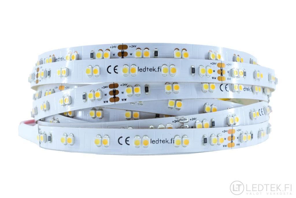 CRI90 CCT LED-nauha 9W 24V