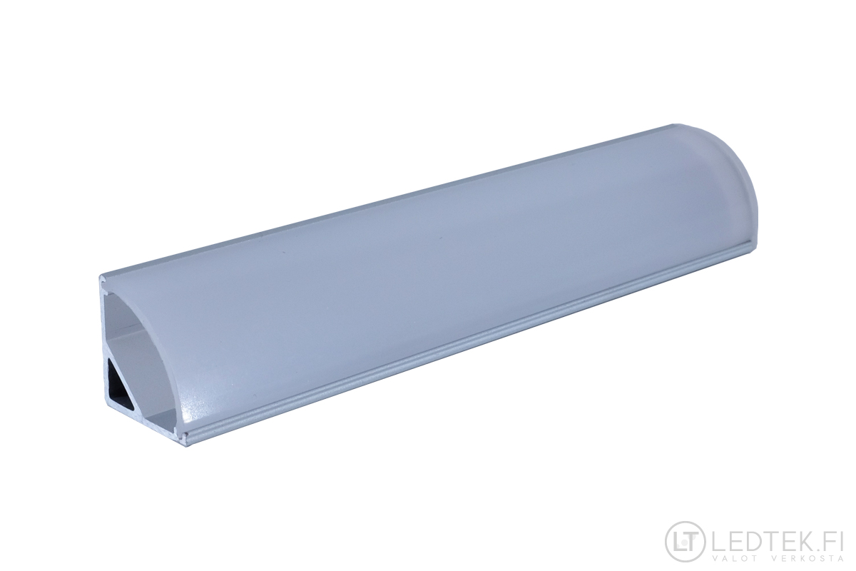 LED-kulmaprofiili 1616 2m