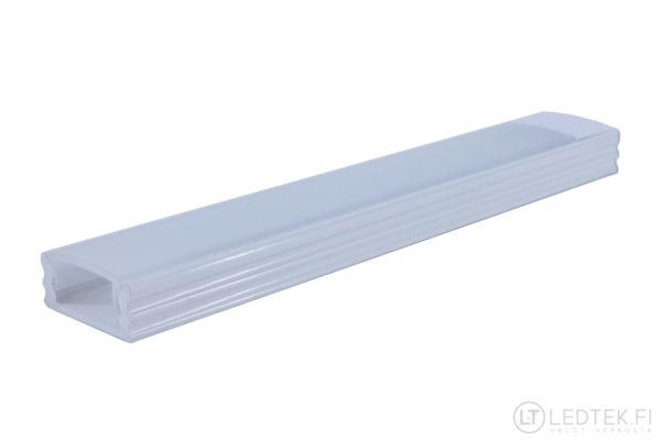LED-alumiiniprofiili 1707 2m valkoinen
