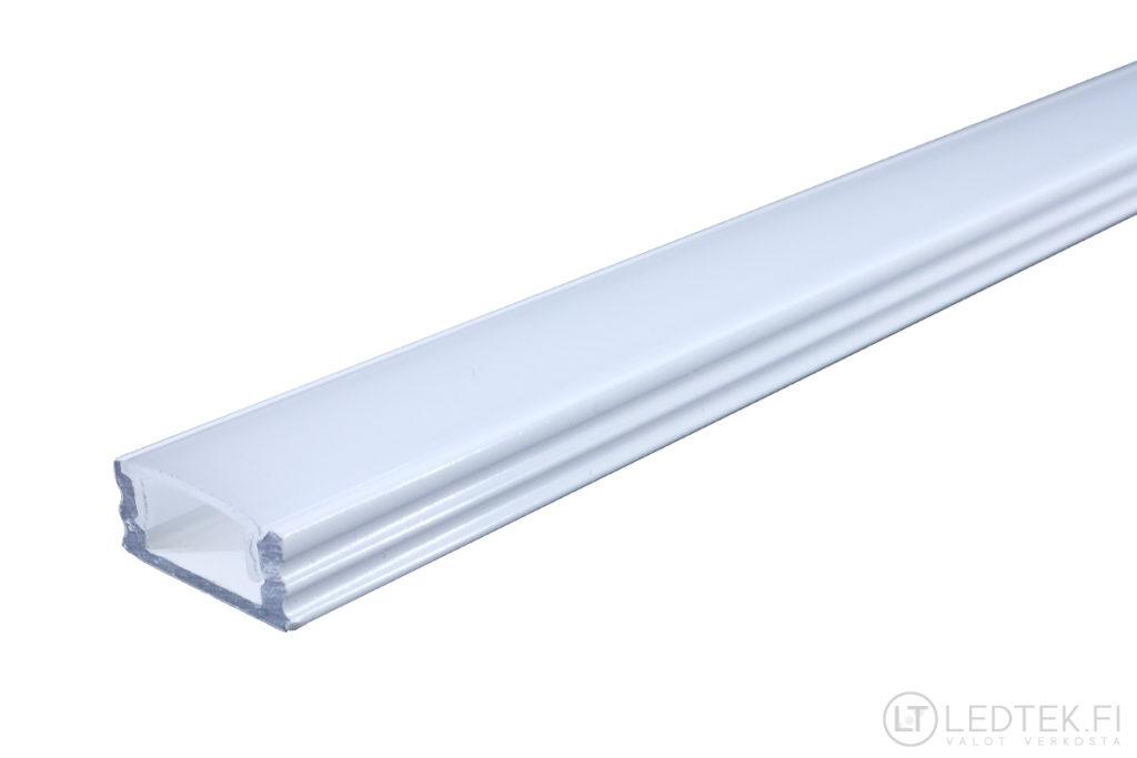 Valkoinen LED-profiili