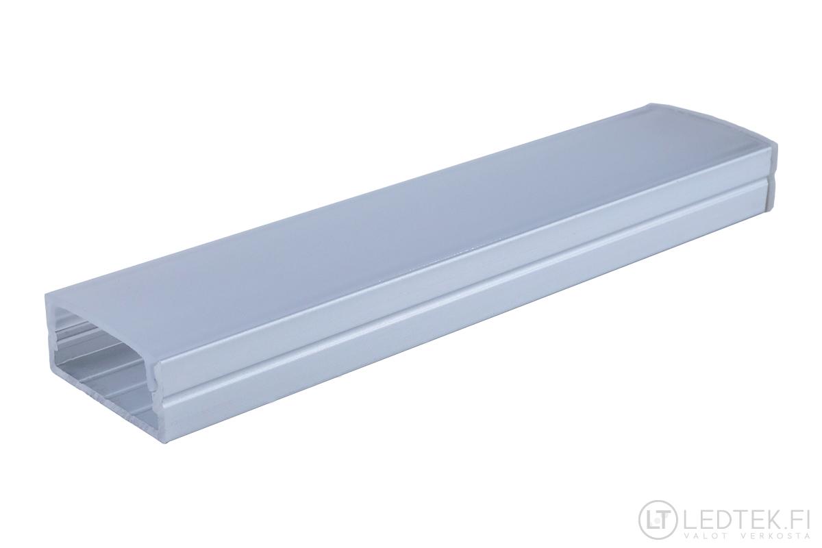 LED-alumiiniprofiili 2310 2m