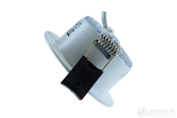 CRI90 LED-alasvalo 7W 4K himmennettävä IP54
