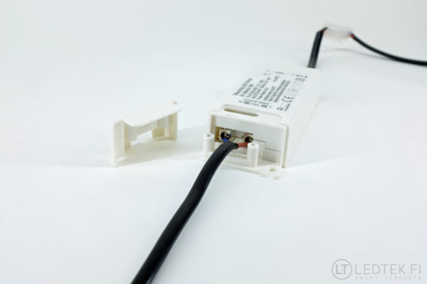 CRI90 LED-alasvalo 13W 4K himmennettävä suunnattava