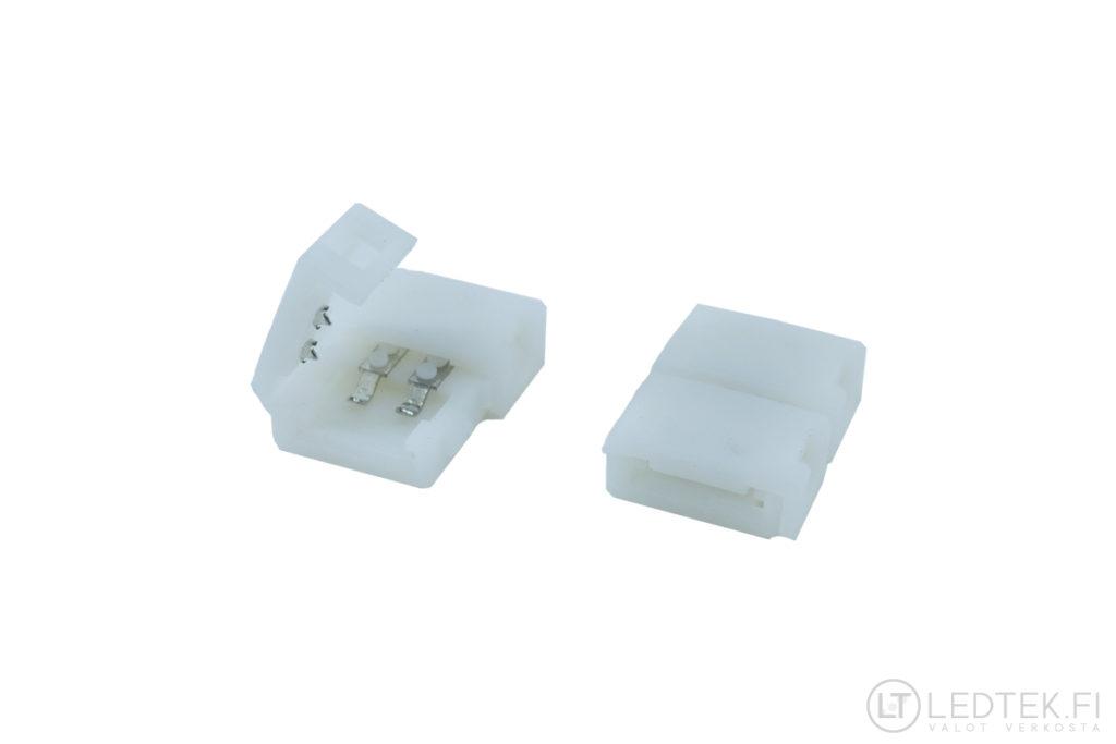 LED-nauhan jatkoliitin 8 mm 5 kpl