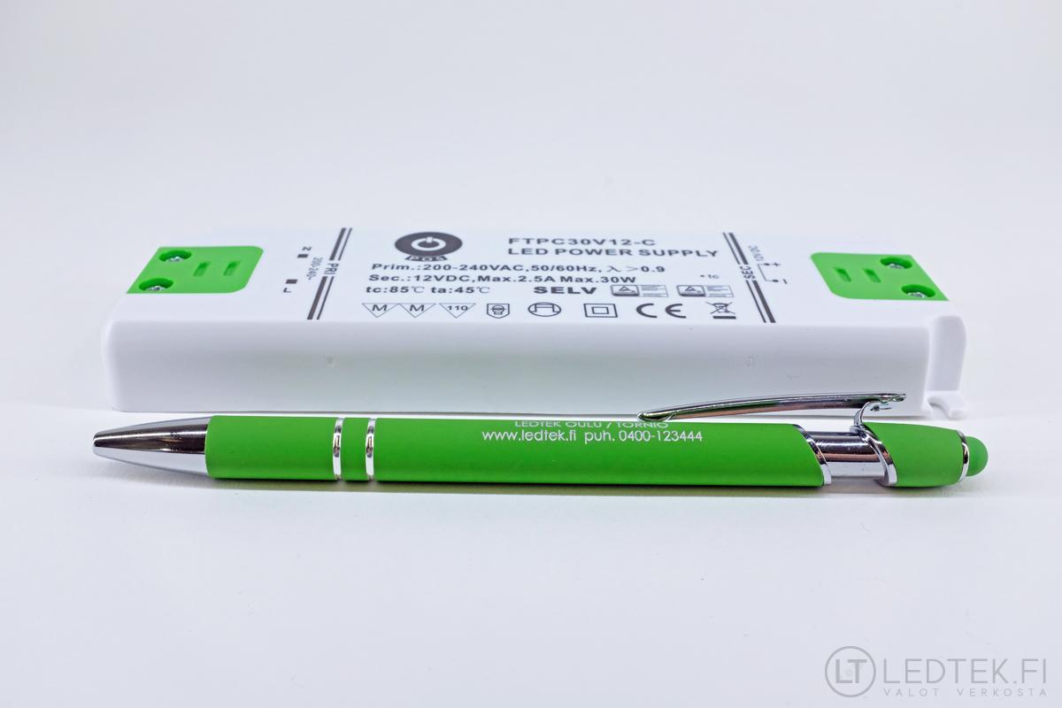 POS LED-muuntaja 30W 12V