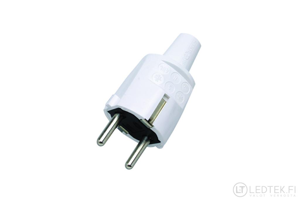 Pistotulppa LED-muuntajalle