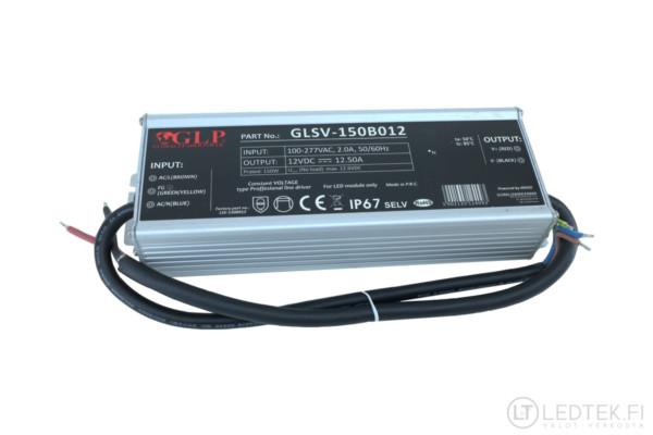 LED-muuntaja LED-nauhalle