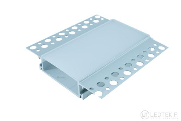 Kipsilevy LED-profiili