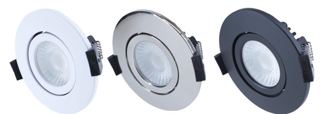Himmennettava LED-alasvalo