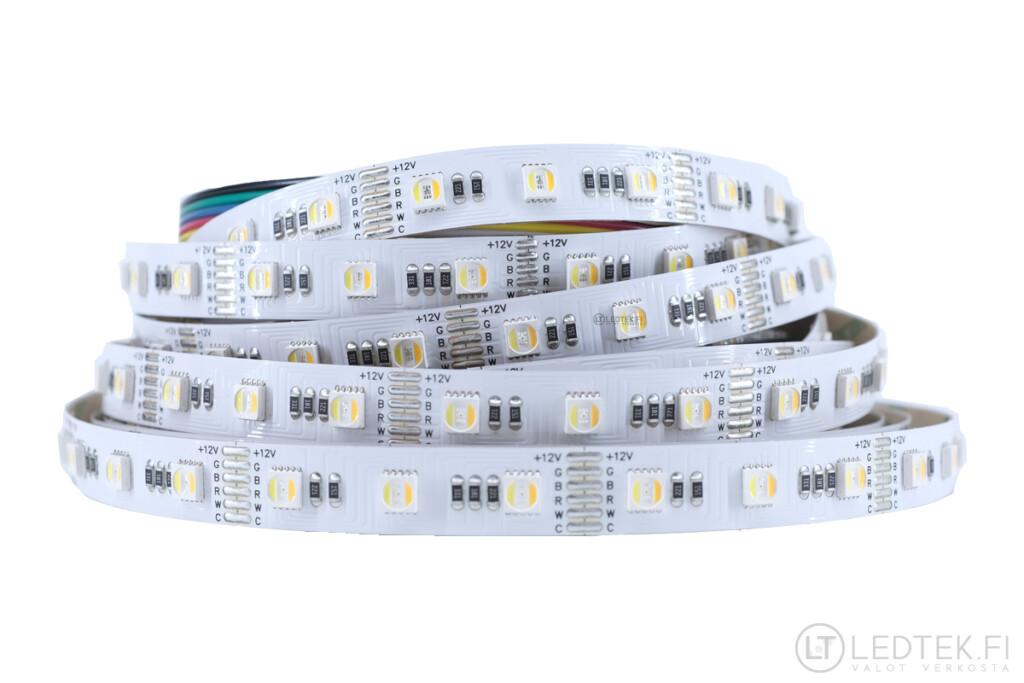 RGB WW CW LED-nauha